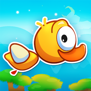 Happy Yellow Duck for PC and MAC
