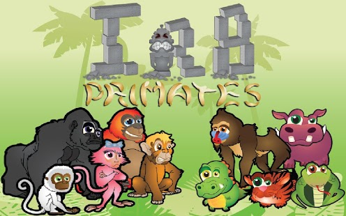 IR8 Primates- screenshot thumbnail
