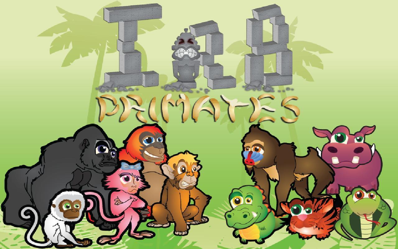 IR8 Primates- screenshot