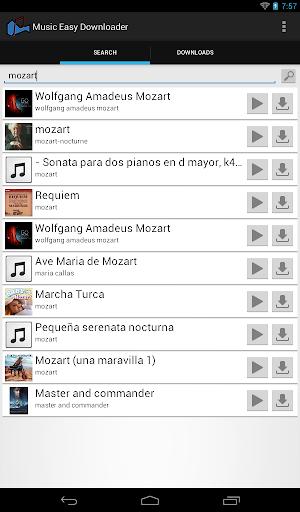Music Easy Downloader