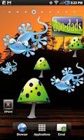 Screenshot of Gary the Gecko doo-dad