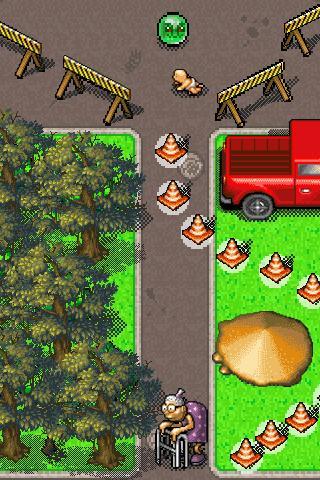 Slimeball Speedway (Lite)- screenshot