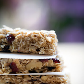 Rise and Shine Oatmeal Breakfast Bars