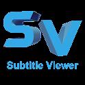 Subtitle Viewer icon