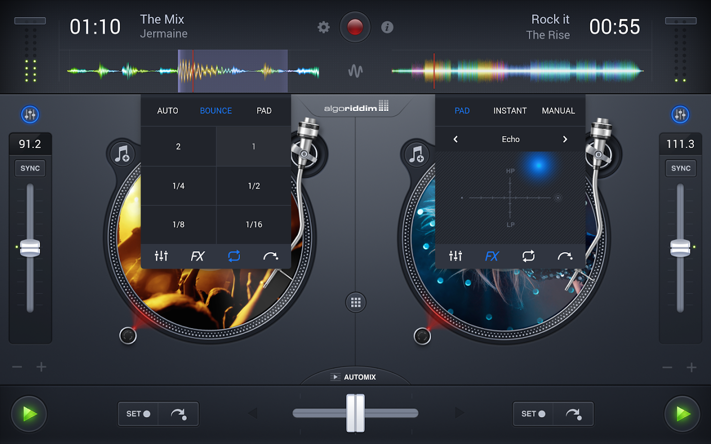 Algoriddim djay for PC Free download