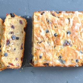 Spiced Fruit Bread.