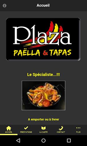 Plaza Paella