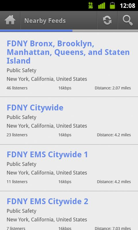 Police Scanner - Revenue & Download estimates - Google Play Store - US