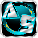 AlphaSwap Deluxe MMO Word Game icon
