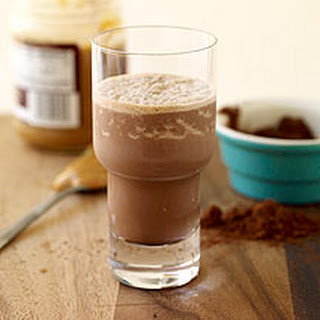 Chocolate-Peanut Butter Shake
