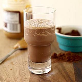 Chocolate-Peanut Butter Shake.
