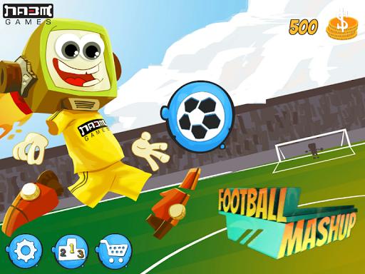 Football Mashup