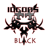 Iocons Black - Icon Pack