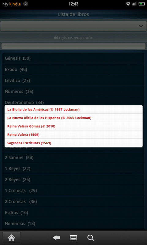 Biblia Sagrada - Lite- screenshot