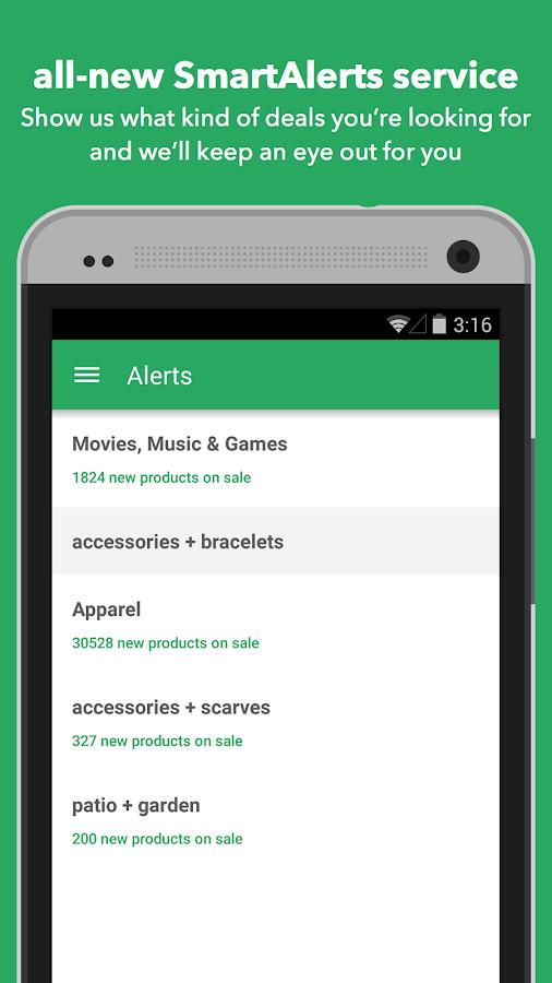 ShopSavvy Barcode Scanner - screenshot