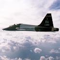 Northrop T-38 Talon FREE logo
