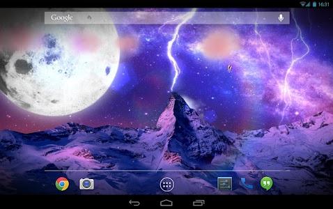 Storm 3D Live Wallpaper v1.2