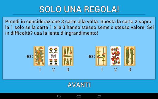 【免費紙牌App】Solitario Barba Bianca Free-APP點子