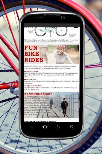玩免費健康APP|下載Charleston Bikes app不用錢|硬是要APP