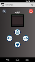 Screenshot of Easy Universal TV Remote