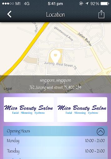 玩免費健康APP 下載Mico Beauty Salon app不用錢 硬是要APP