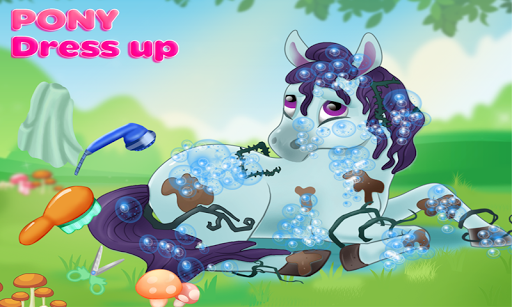 Pony Dress Up 2:My Little Pony