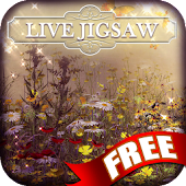 Live Jigsaws - Summer Garden