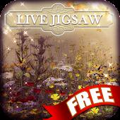 Live Jigsaws - Summer Garden