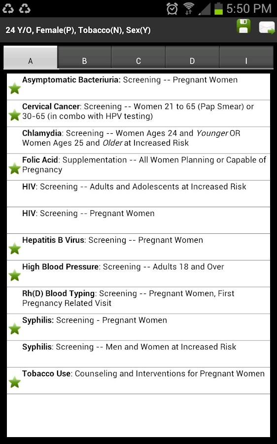 AHRQ ePSS - screenshot