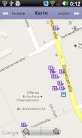 Screenshot of Linz Info - Hotspots, Events..