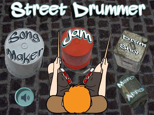 玩免費音樂APP|下載街頭鼓手 Street Drummer app不用錢|硬是要APP