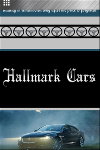 Hallmark Cars