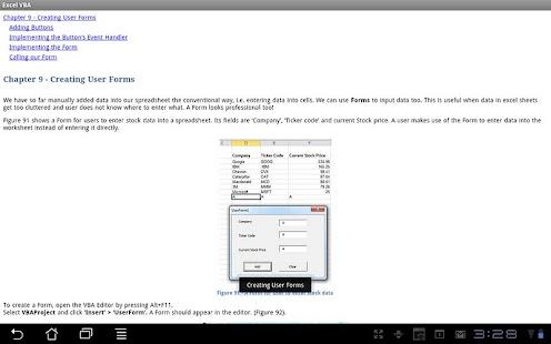 Beginning Excel VBA- screenshot thumbnail