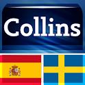 Spanish<>Swedish Dictionary T logo