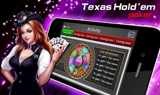 Texas Hold'em Poker Pro