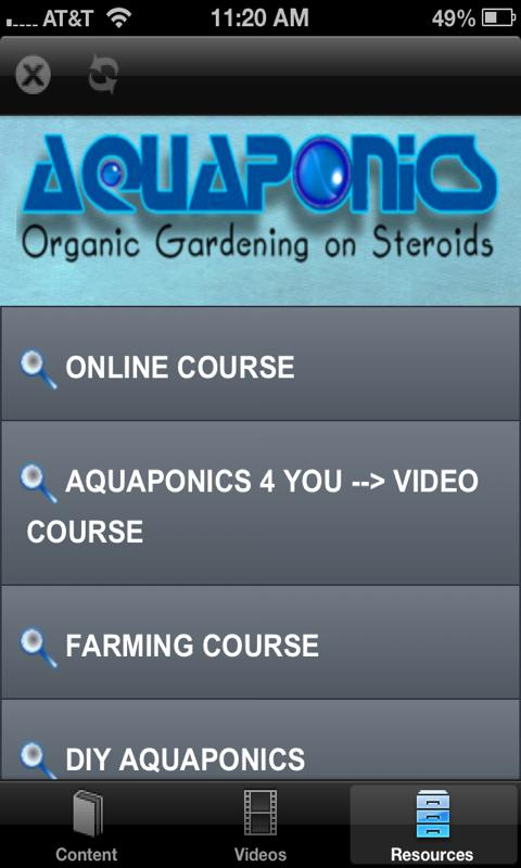 Aquaponics How To - screenshot