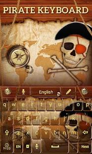 Pirate-GO-Keyboard-Theme 4