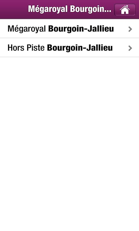 Mégaroyal Bourgoin Jallieu- screenshot