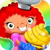 Crazy Cake Swap Puzzle Game