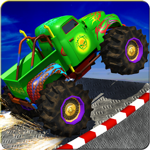 4×4 Monster Truck Stunts 3D for PC and MAC