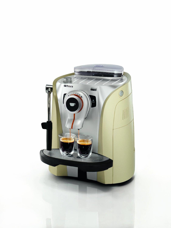 Cafetera espresso automática: el café lo hace muy rico y el mantenimiento habitual es fácil, muele el café en la cantidad exacta del que quieras tomar.