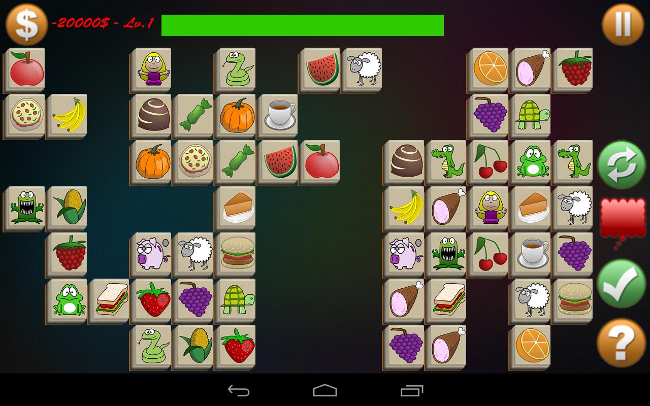 Game onet fruit - Fruit Connect New Screenshot