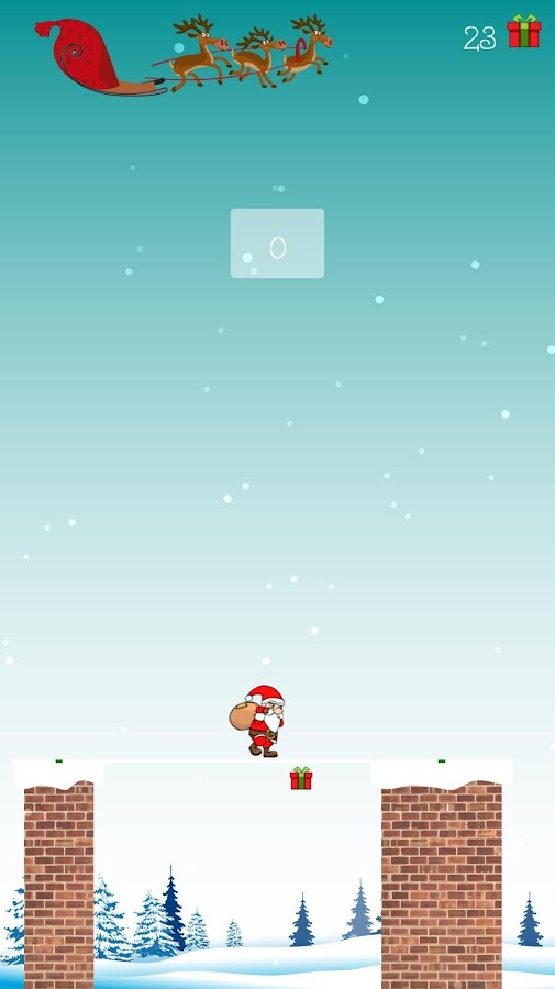 Ladder Hero: Christmas- screenshot