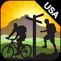 ViewRanger GPS & Trails USA icon