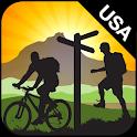 ViewRanger GPS & Trails USA icon