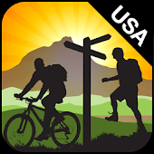 ViewRanger Outdoors GPS USA