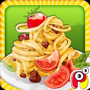 Pasta Maker-ruoanlaitto peli APK