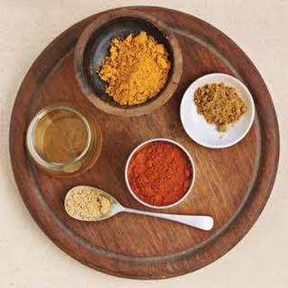 Moroccan Spice Rub.