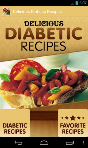 Delicious Diabetic Recipes