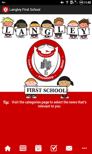 Langley First School